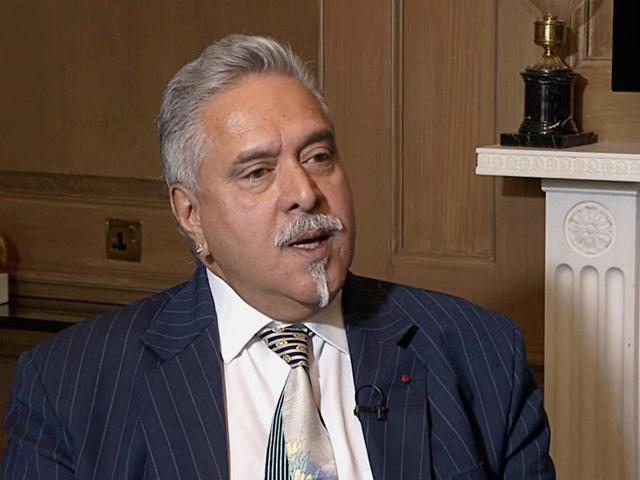 """Vijay Mallya alleged that he was facing """"trial by media"""" and """"lynch mob mentality""""."""