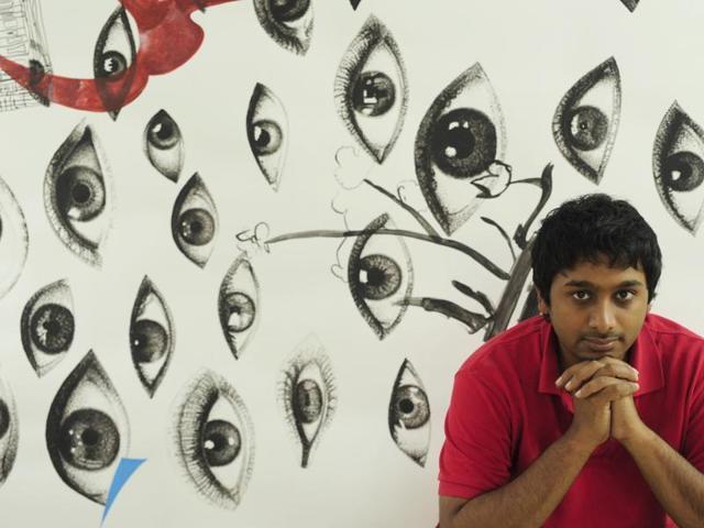 Artist Raghava KK