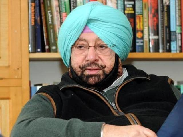 Amarinder had allegedly accused the human rights group of playing into the hands of Pakistan's Inter-Services Intelligence.