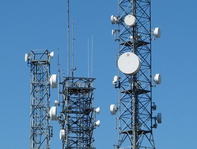 Mobile Towers,Internet,India