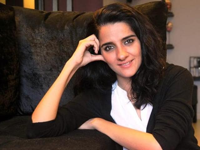 """Shruti Seth, actor, calls herself a """"decent cook"""" but can't imagine cooking a five-course meal"""