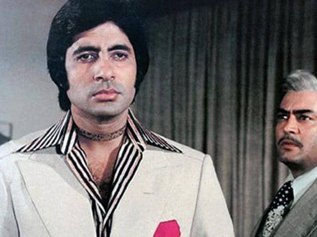 Director Yash Chopra's Trishul released in 1978. (YouTube)