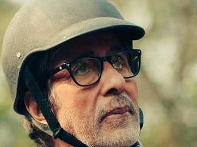 Amitabh Bachchan plays John Biswas, an ageing grandfather in TE3N.