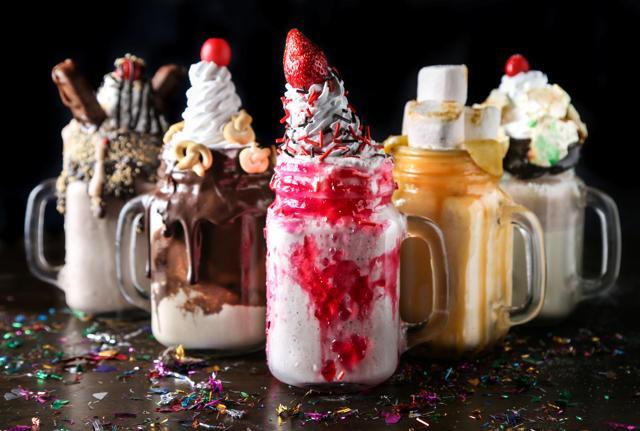 Freakshakes: The calorie monsters invade Mumbai