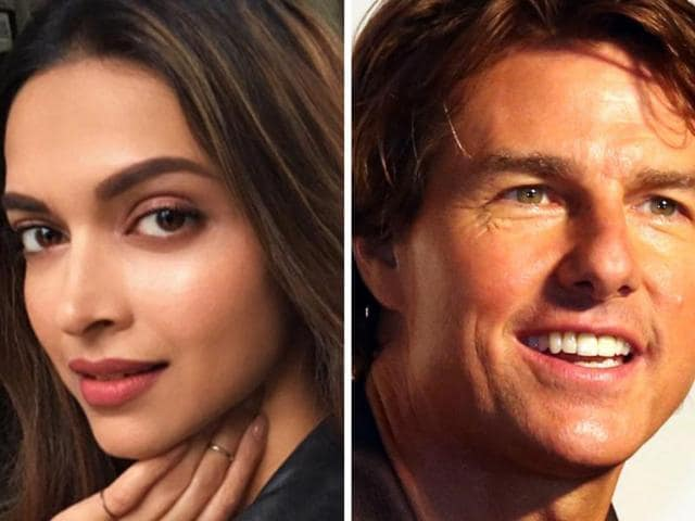 Will we see Deepika Padukone in Tom Cruise-starrer, The Mummy? The Bollywood star has reportedly auditioned for the film.