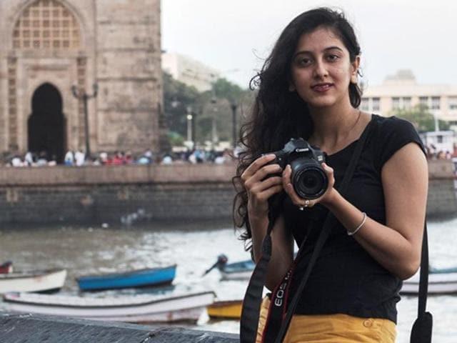 A still from the Humans of Bombay archive.(Photo: Karishma Mehta)