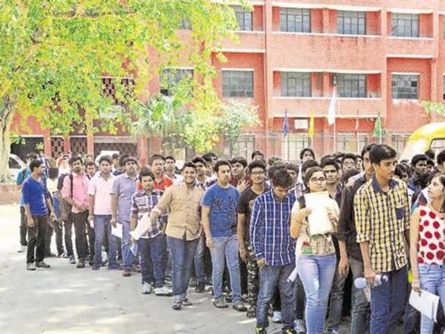 The bench said the students, who focused on state tests believing that they had better chances of being selected and did not seriously prepare for AIPMT despite filling up the forms, should be allowed to re-appear in NEET-2.