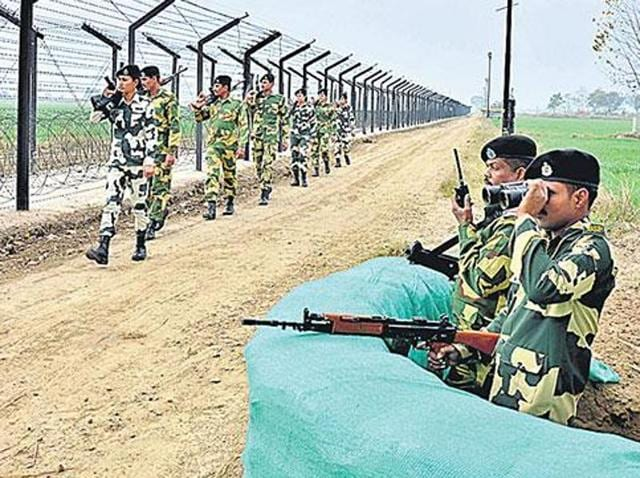 MHA has approved the proposal for construction of 1,426 km of lateral and 752 km of axial roads in Punjab and Rajasthan at a cost of Rs 2,990 crore while another Rs 303 crore will be spent on upgrading border floodlights in Punjab.