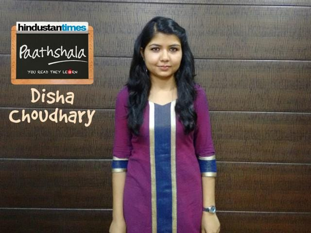 Disha Choudhary, a 22-year-old student of M. Com, put her passion for teaching to good to use by volunteering for HT Paathshala.