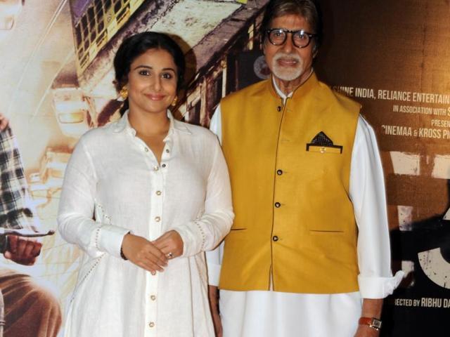 Big B, Vidya and Nawazuddin will soon be seen together in Te3N.