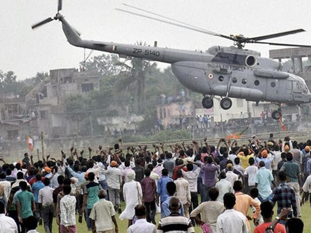 Choppers to manage traffic congestion in Delhi soon