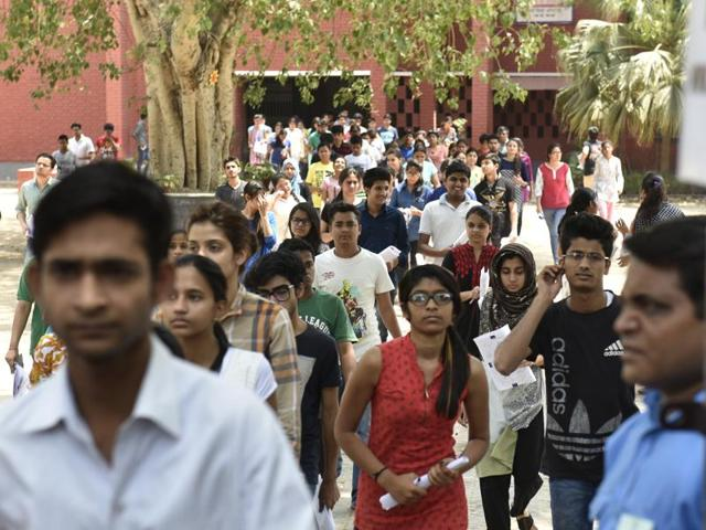 Around four lakh medical aspirants across Maharashtra appeared for the state's Common Entrance Test (MH-CET) on Thursday.