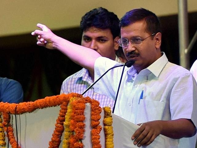 Delhi Chief Minister Arvind Kejriwal on Thursday urged Delhi University to make public Prime Minister Narendra Modi's BA degree.