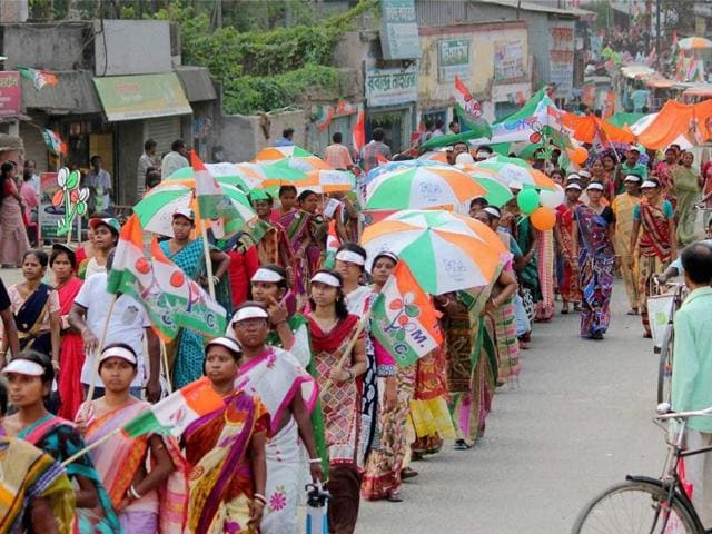 POll-related violence,West Bengal polls,West Bengal