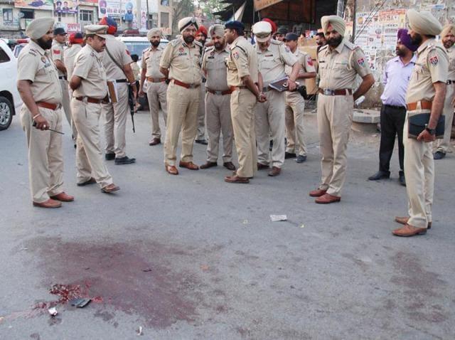Amritsar attack