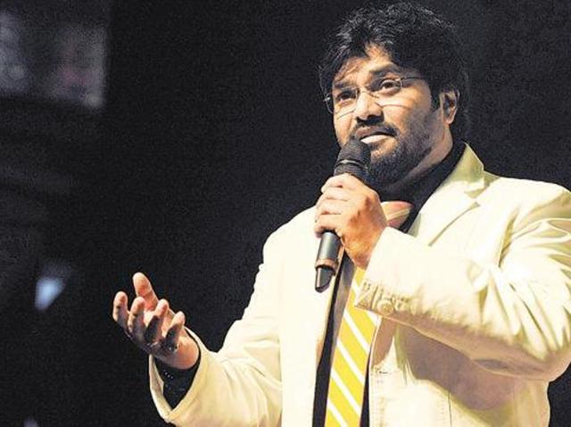 Minister Babul Supriyo met with an accident near Rao Tula Ram flyover, in south Delhi at around 5:30 pm on Friday .