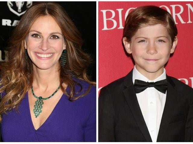 Julia Roberts,Jacob Tremblay,Julia Roberts Jacob Tremblay