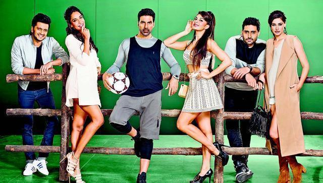 Housefull 3: With Taang Uthake, Akshay ensures you won't stop dancing