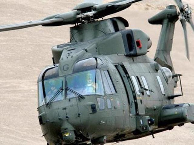 Guido Haschke allegedly alerted AgustaWestland officials about the possibility of the government reducing the mandatory flying altitude — known as the service ceiling — of VVIP choppers from 6,000 metres to 4,500 metres.