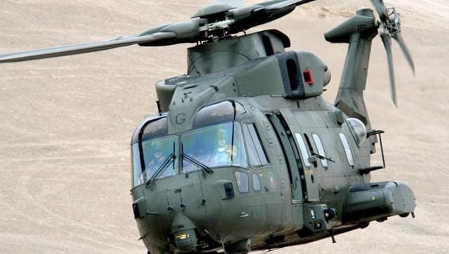 Middleman tipped off AgustaWestland about NDA govt's height rule rejig