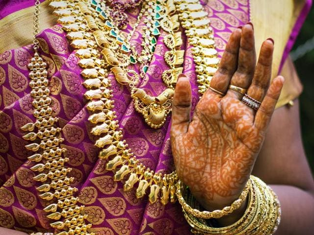 Akshaya Tritiya is considered an auspicious day for purchasing gold, and falls on Monday this year.