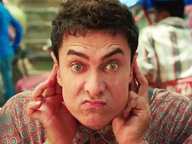 Aamir Khan played an alien in PK.