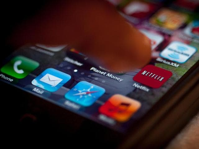 A default setting in Netflix applications will let people stream about three hours of shows or films per gigabyte of data, aiming to deliver good video quality in the process