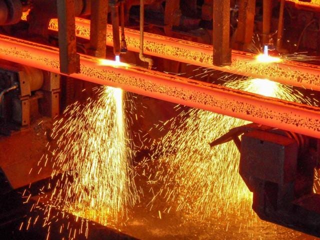 High capital cost is one of the main reasons impacting the competitiveness of the domestic steel industry.