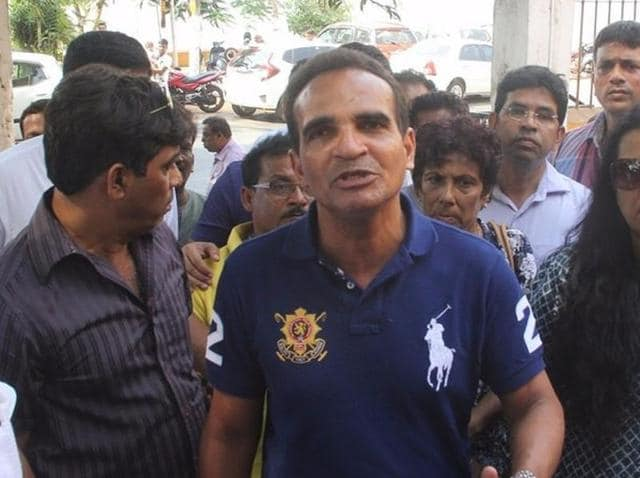 Monserrate, a former member of main opposition Congress Party, has denied the charges and says conspiracy against him has been hatched by his political opponents.