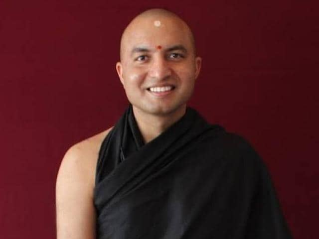 Om Swami's latest book is about Kundalini and Chakras.