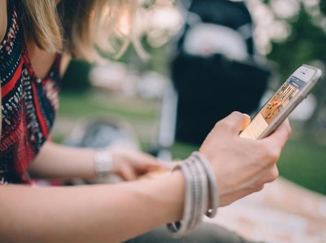 Millenials,Time spent,Smartphones