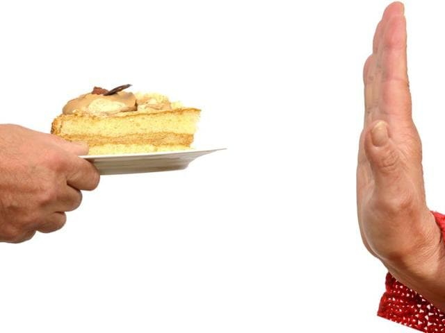 According to a new survey, people who were told that they were addicted to food, ended up eating much less.