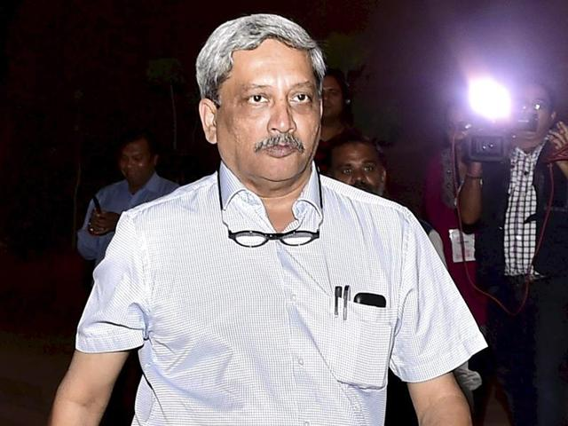 "Parrikar said the decision on granting them permanent commission will be taken ""soon"" and went on to add that it will be taken in ""one year""."
