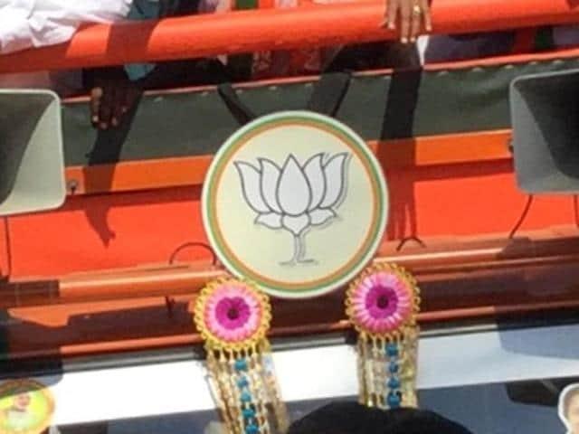 Congress corporator Pravin Patel,Gandhinagar Municipal Corporation,BJP