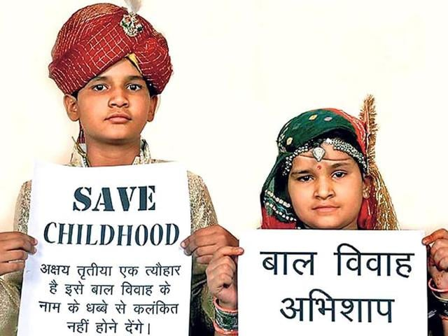 Child marriageRajasthanTent dealers  sc 1 st  Hindustan Times & No wedding tents for child marriages Rajasthan suppliers vow ...