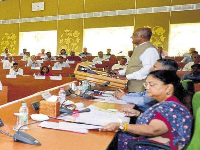 On the second day of Collector-Superintendent of Police (SP) Conference, Raje asked the officials to give special attention to the districts falling in tribal area development region.