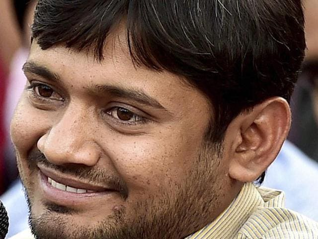Kanhaiya, who is out on bail after his arrest in a sedition case, was on Thursday admitted to AIIMS in a semi-conscious state. He was discharged on Friday after treatment for mild dehydration and ketosis.