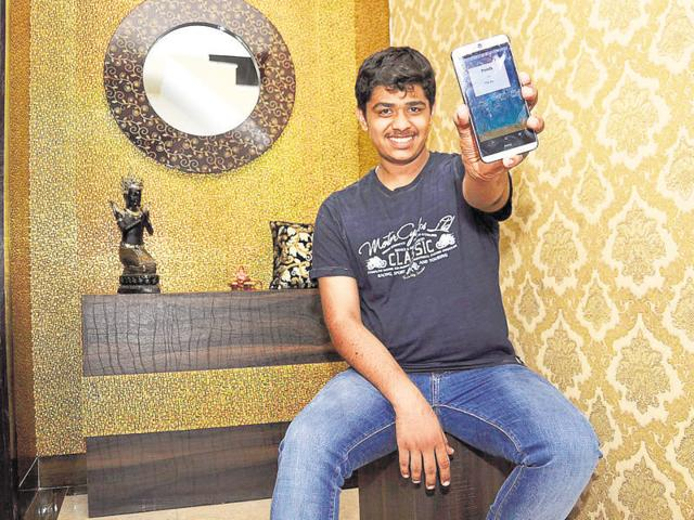 Kanishk Chugh of DLF Public School is among the five winners of Google India's Web Rangers initiative.