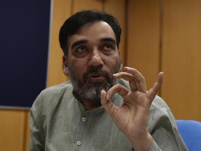 Transport minister Gopal Rai took a bullet to his neck in 1999 in a student agitation at Lucknow University.