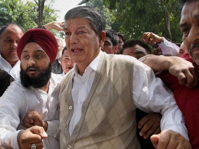 The Supreme Court on Friday ordered the floor test for Harish Rawat but said nine rebel Congress MLAs will not vote if the Uttarakhand high court does not lift their disqualification by the assembly Speaker.