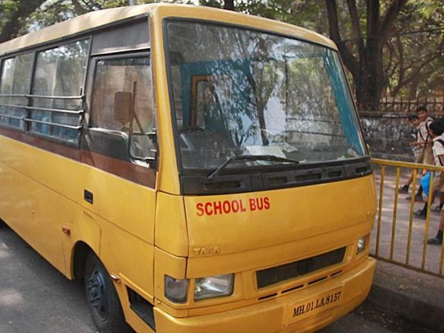The city has more than 3,000 registered school buses, apart from school vans.