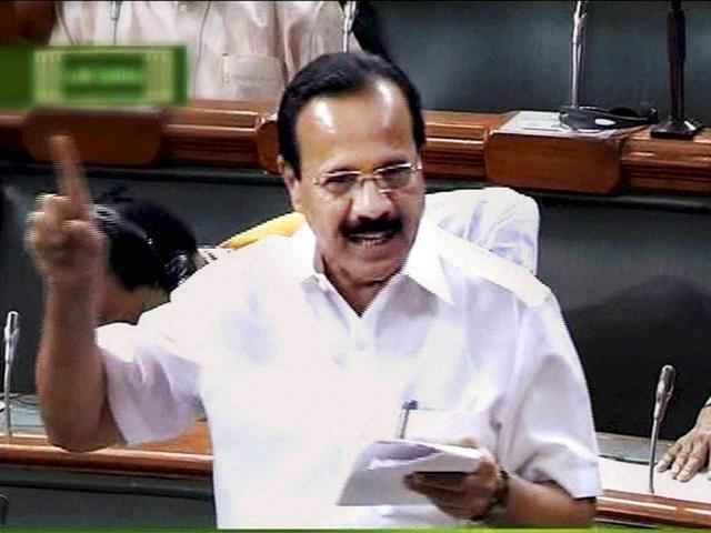 Law minister DV Sadananda Gowda says the government will consider holding an all party-meeting on MP's demand.