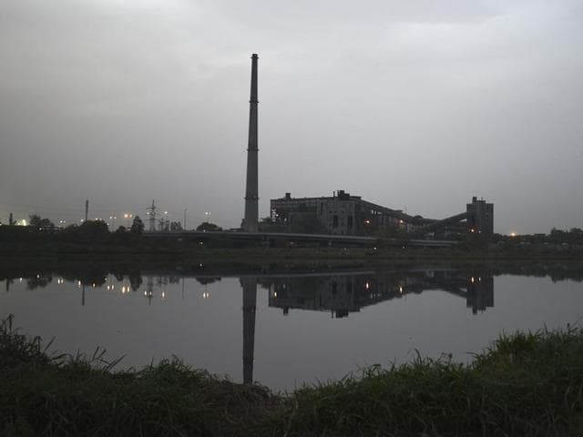 The Delhi government had shut down the Rajghat thermal power station after a study by IIT Kanpur said fly ash caused pollution.