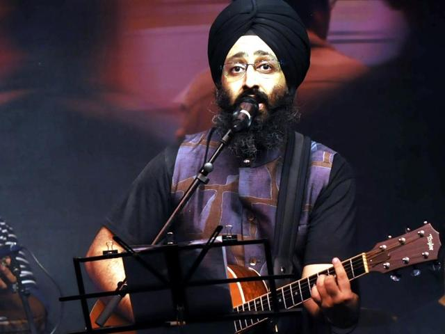 Rabbi Shergill  is happy that the popularity of Bollywood music is being challenged in Punjab with other genres of music.