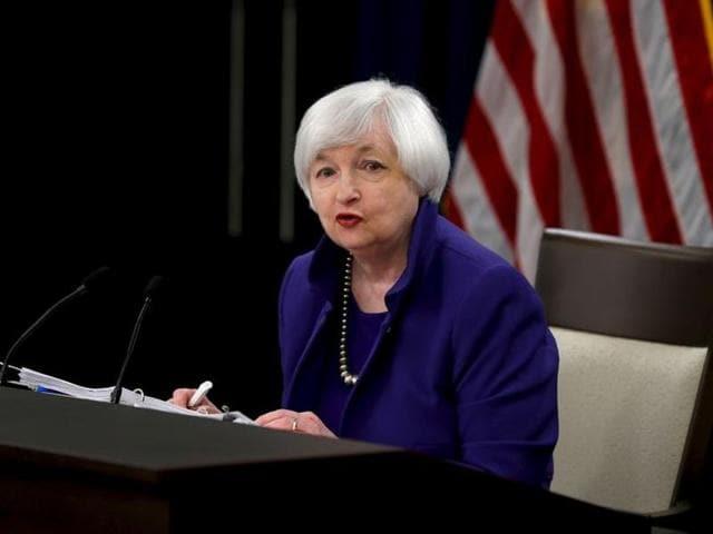 Donald Trump,Janet Yellen,US Federal Reserve