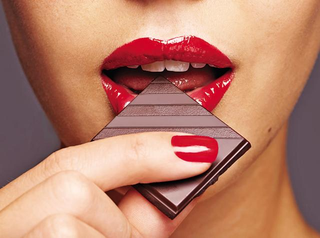 A recent study found that those who ate 100gms of chocolate a day had reduced resistance and improved liver enzymes.
