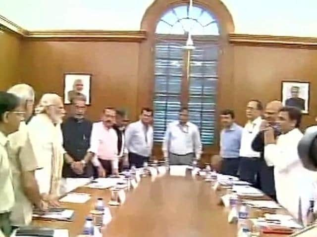 At the meeting with Yadav which also discussed water scarcity, Modi said the Centre and states have to work together to mitigate the problems faced by the people due to the drought