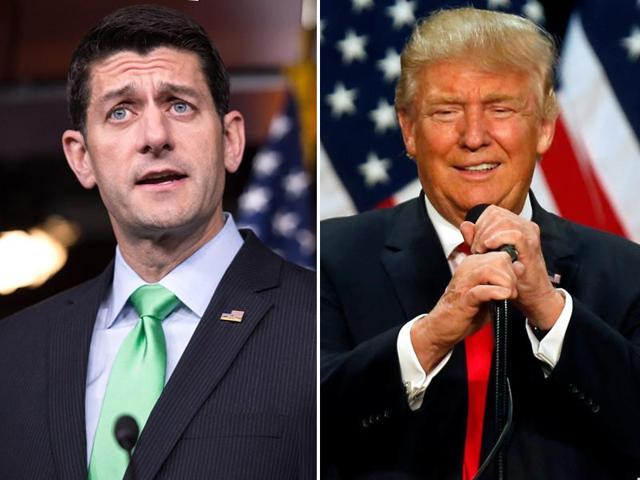 US house speaker Paul Ryan injected new uncertainty into the turbulent USpresidential contest by refusing, for now, to endorse Donald Trump.