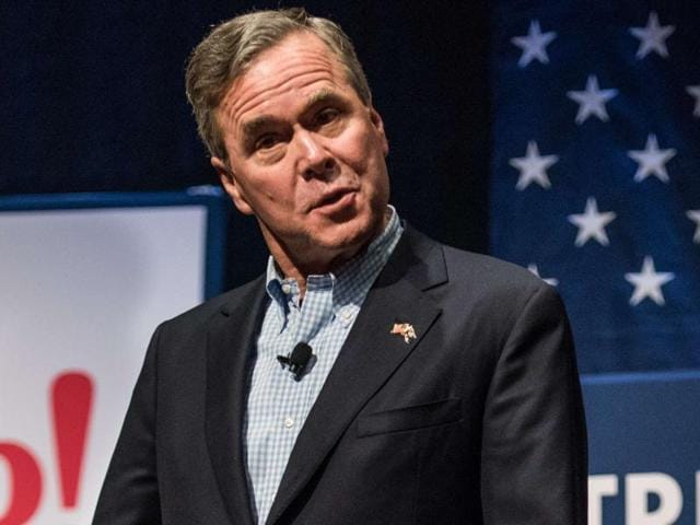 Former Florida governor Jeb Bush, who also ran for the nomination, said he will not vote for Donald Trump or Hillary Clinton in the November 8 polls.
