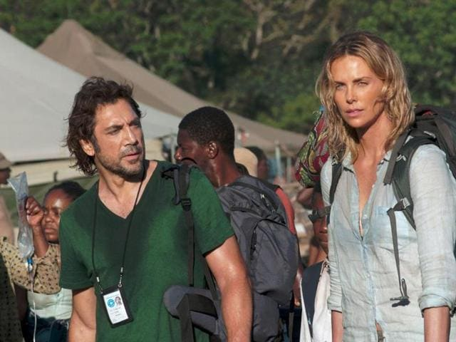 The Last Face stars Charlize Theron and Javier Bardem and has been directed by Sean Penn.